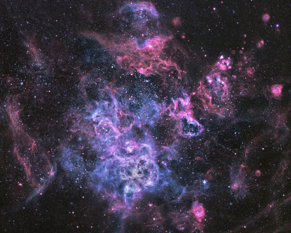 Photo of space