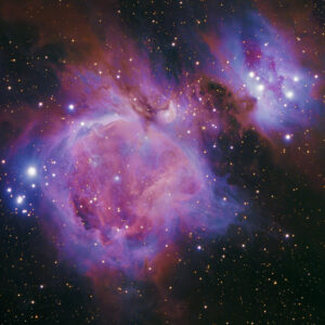 Photo of the Orion Nebula